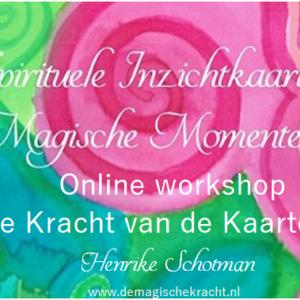 foto online workshop kracht vd kaarten